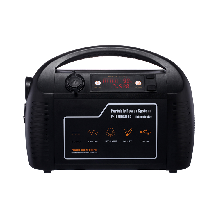 1000W portable multifunctional power station solar generator with ups power supply