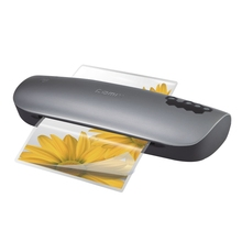 2016 new product preheat time to quick A4 laminator