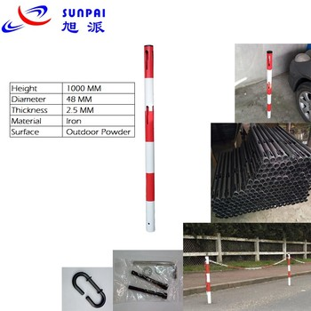 Sunpai retractable security removable products bollards