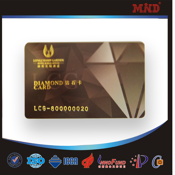 MDC0747 Professional contactless rfid smart ic card