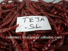 Teja Chilli for China