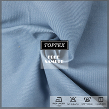 100%cotton dyed twill Woven fabric