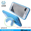 Multifunction Silicone Mobile Phone Cover with Stand and Card Wallet