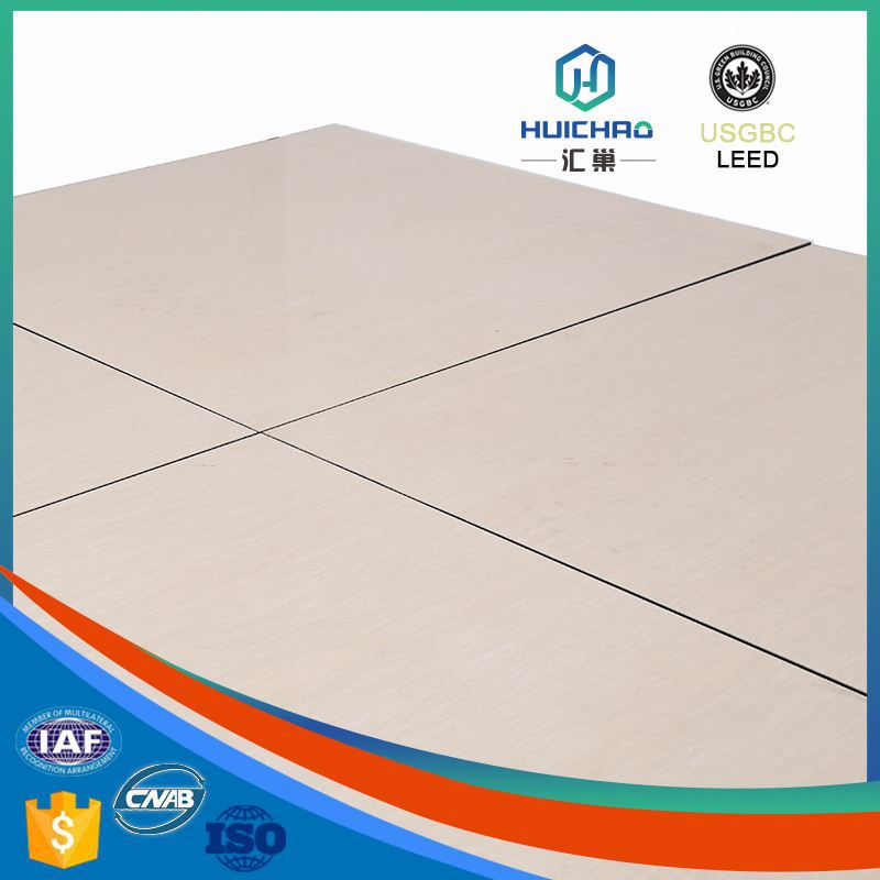 HC-TC Environment protect good smoothness durable accuracy aluminum honeycomb floor tile glitter