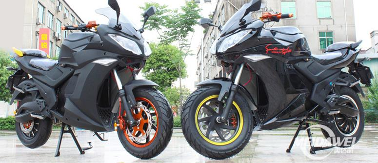 3000W New arrival high power electric motorbike