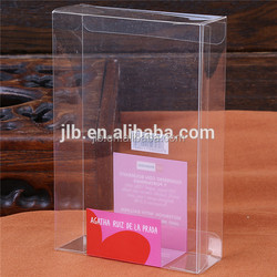 Gift puzzle packaging transparent PVC box plastic