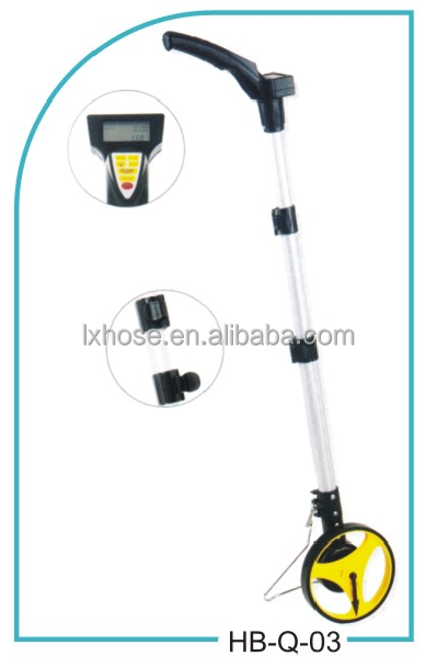 digital distance measuring wheel, length measurement wheels, meter measuring wheel