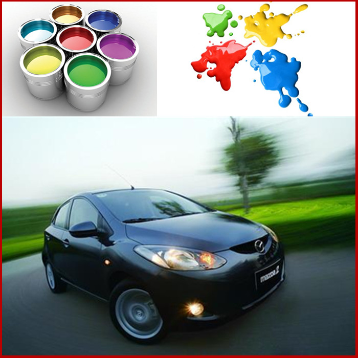 heat resistant water based car paint spray