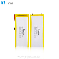 3.7v 2800mAh rechargeable lipo battery for your digital products on hot sale