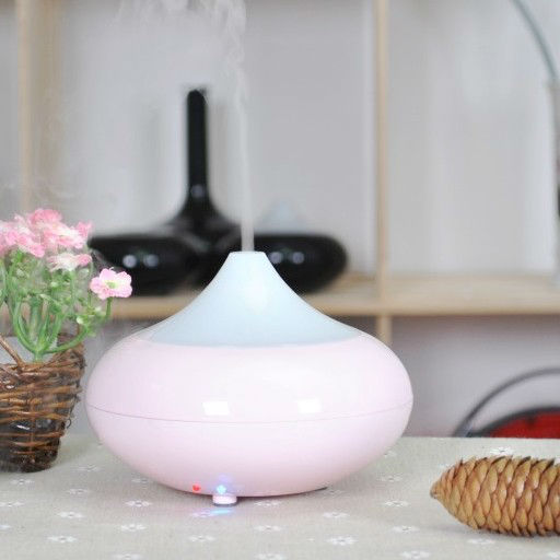 GX-02K soft pink ultrasonic humidifier better than super grade agarwood