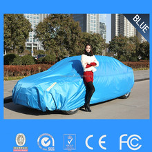 The lowest price car cover water proof UV protection automatic car cover for sell