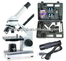 xsp-42 wf10x wf16x 400x student biological microscope