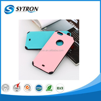 Combo Soft Back Case For Iphone 5c Robot Hybrid Case