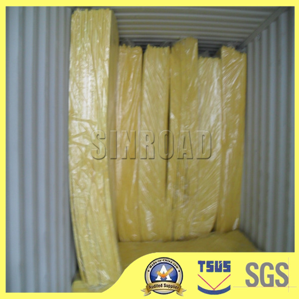 Glass Wool Board With PVC Foil