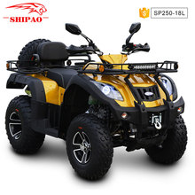 SP250-18 Shipao kids atv four wheelers 250cc 300cc quad 4x4 atv for sale