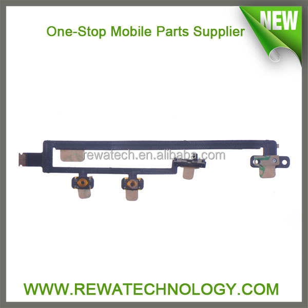 Lowest Price 100% Original Power Button Flex Cable for iPad Mini 3