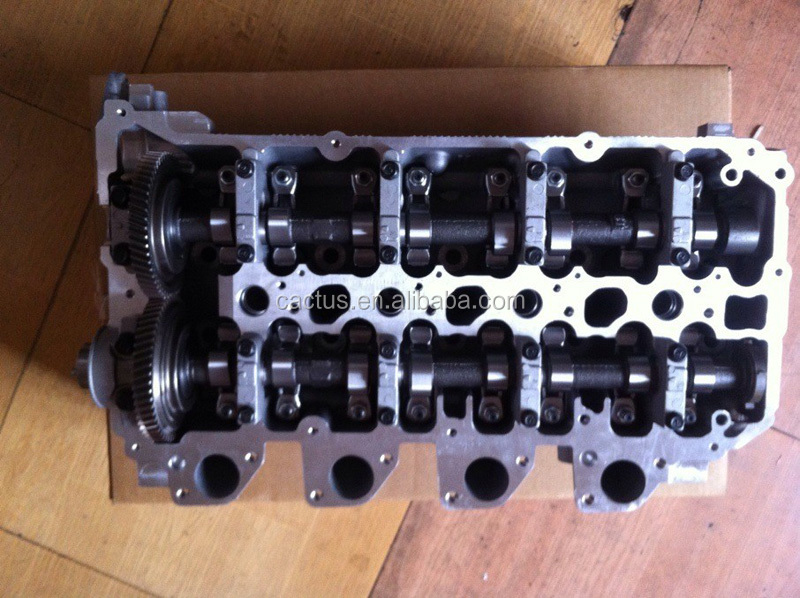 16V diesel engine <strong>parts</strong> auto car Complete 4D56U <strong>L200</strong> cylinder head for <strong>Mitsubishi</strong> 2.5TDI