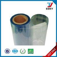3mm Thick 4mm Black Color Transparent Rigid PVC Clear Sheet Supplier