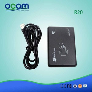 14443A, 15693 and 125KHZ RFID Contactless Smart Card Reader and Writer