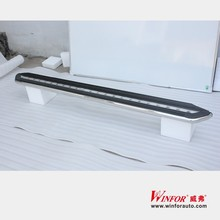High quality new V1 Style aluminium alloyrunning board for ranger t6 2009 SIDE BAR Side Step for ranger t6