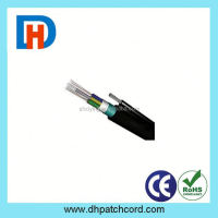Outdoor GYTA53 Fiber Optic Cable with Corrugated Steel Tape Armoured