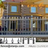 Decorative Non Rust Aluminum Garden Fencing