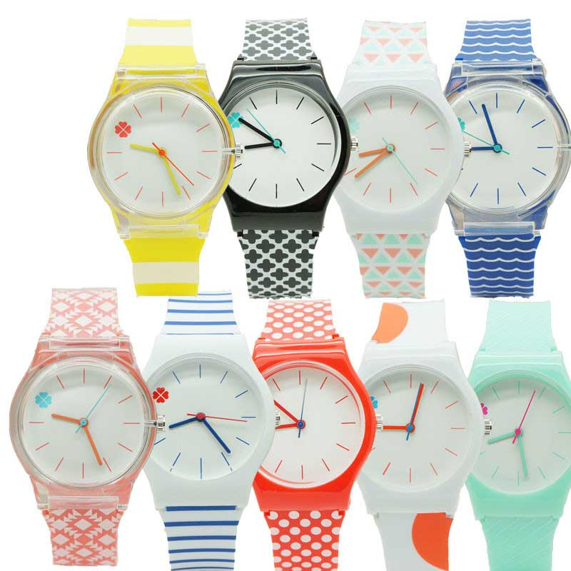 Vogue lovely children wrist watch custom kids watch