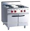 ELECTRIC 4-PLATE COOKER WITH CABINET