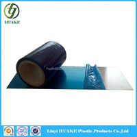 Hot Sale Pe Aluminium Profiles Black And White Protective Film