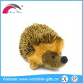 Independent manufacture custom hedgehog plush toy no minimum