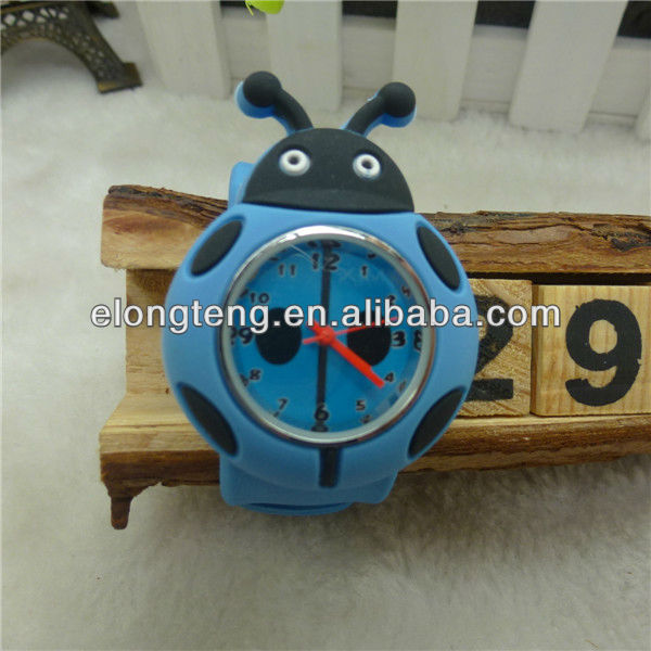 silicone minus ion bracelet watch personalized silicone slap watches cheap wholesale kids slap watches silicone