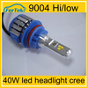 car lights led led light car auto led bulb headlight 9004