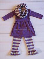 Western boutique baby girls giggle moon remake outfits outfit M5033112