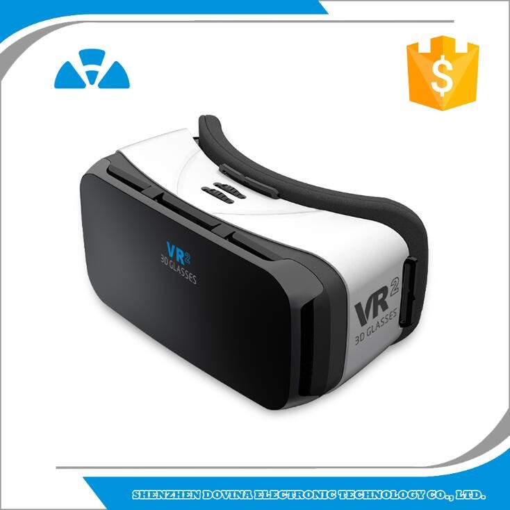 2D To 3D converter vr comfortalbe casque vr