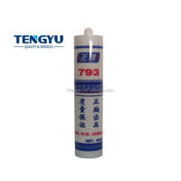OEM Anti Mould proof and Weather Proof Antimildew Silicone Sealant