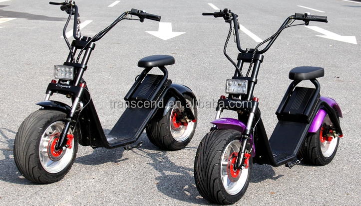 citycoco scrooser style big wheel e city scooter, Electric Motorcycle for Adult Electric Motorcycle Hot