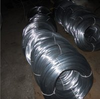 galvanized steel wire and spring steel wire