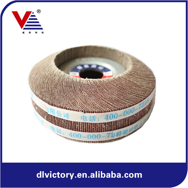 China manufacturer flap wheel disc for carbon steel