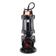 Electric Floated Transfer Water Pumps Wq Non Clogging Submersible Sewage Pump Vertical Centrifugal Sewage Pump