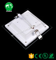 Chinese imports wholesalnoise energy saving aluminum frameless led panel light parts