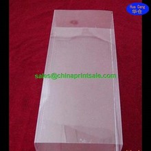 custom clear pet boxes/ packaging case /pvc box packaging