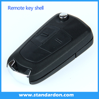 Remote key shell 3button for Opel antara VAUXHALL Insignia Astra