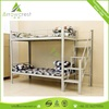 Blue collar resident workers prefab mobile dormitory two layer loft kit bed