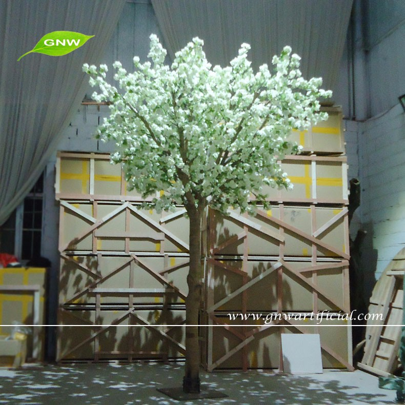 Bls022 gnw 10ft white artificial trees cherry blossoms for wedding bls022 gnw 10ft white artificial trees cherry blossoms for wedding decoration junglespirit Gallery