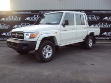 Landcruiser HZJ 79 Double Cab