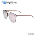 Newest High standard quality fashionable trend metal frame vintage sunglasses