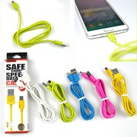 REMAX Safe Charging High Speed Data USB Cable For iPhone 5 6