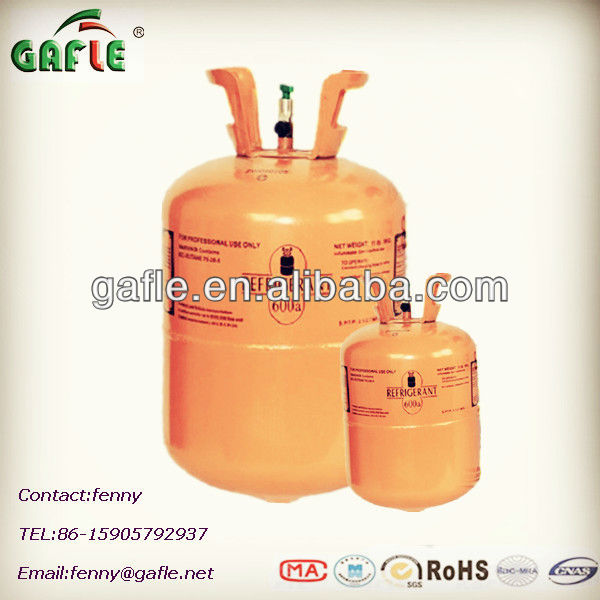 6.5kg wholesale price Isobutane R600a