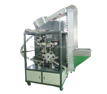 cylinder glass bottles automatic hot foil stamping machine price
