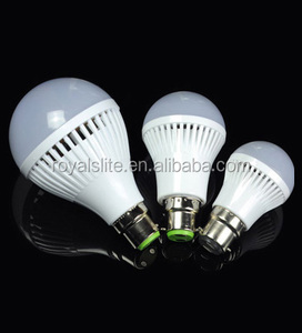 China intelligent led rechargeable bulb ac dc waterproof driver led camping light e27 led emergency lighting with backup battery